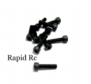 Socket cap Head high Tensile Bolts M5x 14mm